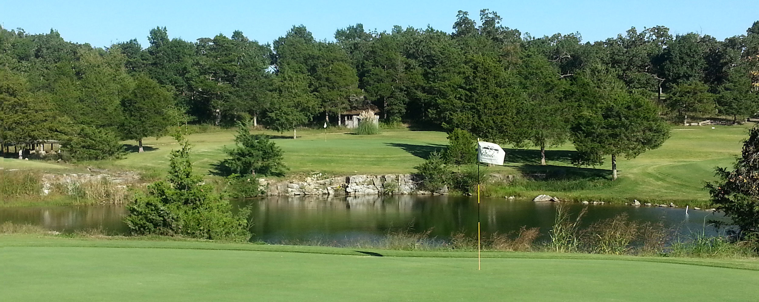 Cedar Glade Resort and Country Club - Horseshoe Bend, Arkansas.