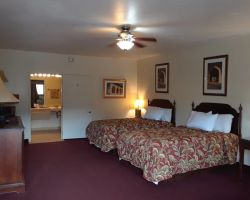 Queen Double Accessible Room